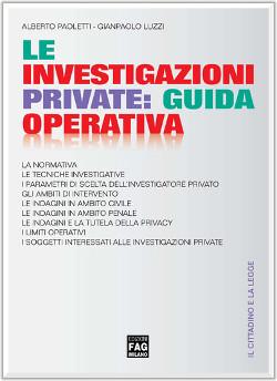 Guida alle investigazioni private
